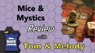 Mice & Mystics Review - with Tom and Melody Vasel