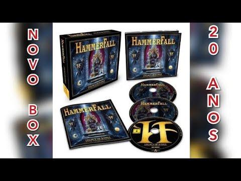 HammerFall - Legacy of Kings 20th anniversary Mp3