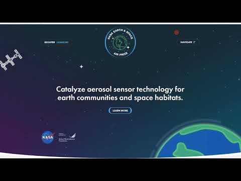 NASA Earth and Space Air Prize -  QA Webinar #1
