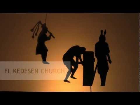 فيلم ' وادي العطشانين ' - خدمة شباب القديسين