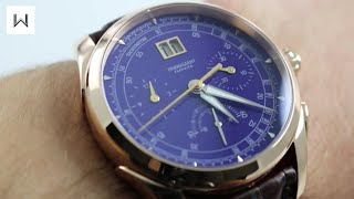 Parmigiani Fleurier Tonda Chronor Anniversaire Luxury Watch Review