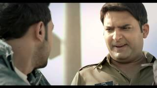 7UP Nimbooz Masala Soda -- Gippy & Kapil Sharma taste 'Chatpataka'