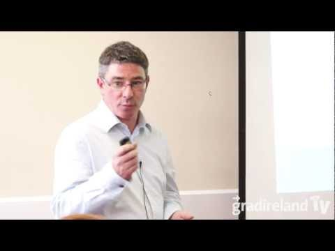 Internships and work experience: an overview presented by Mark Mitchell, gradireland
