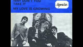 The Motions - Why Don't You Take It