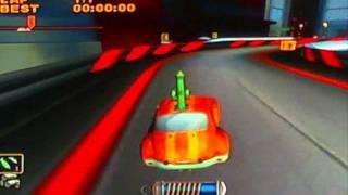Mad tracks gameplay XBOX 360