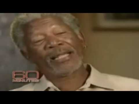 Watch - Morgan Freeman Speaks Against Black History Month