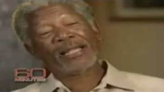 Morgan Freeman on Black History Month