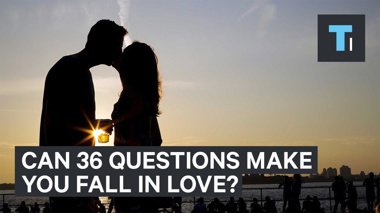 36 dating questions