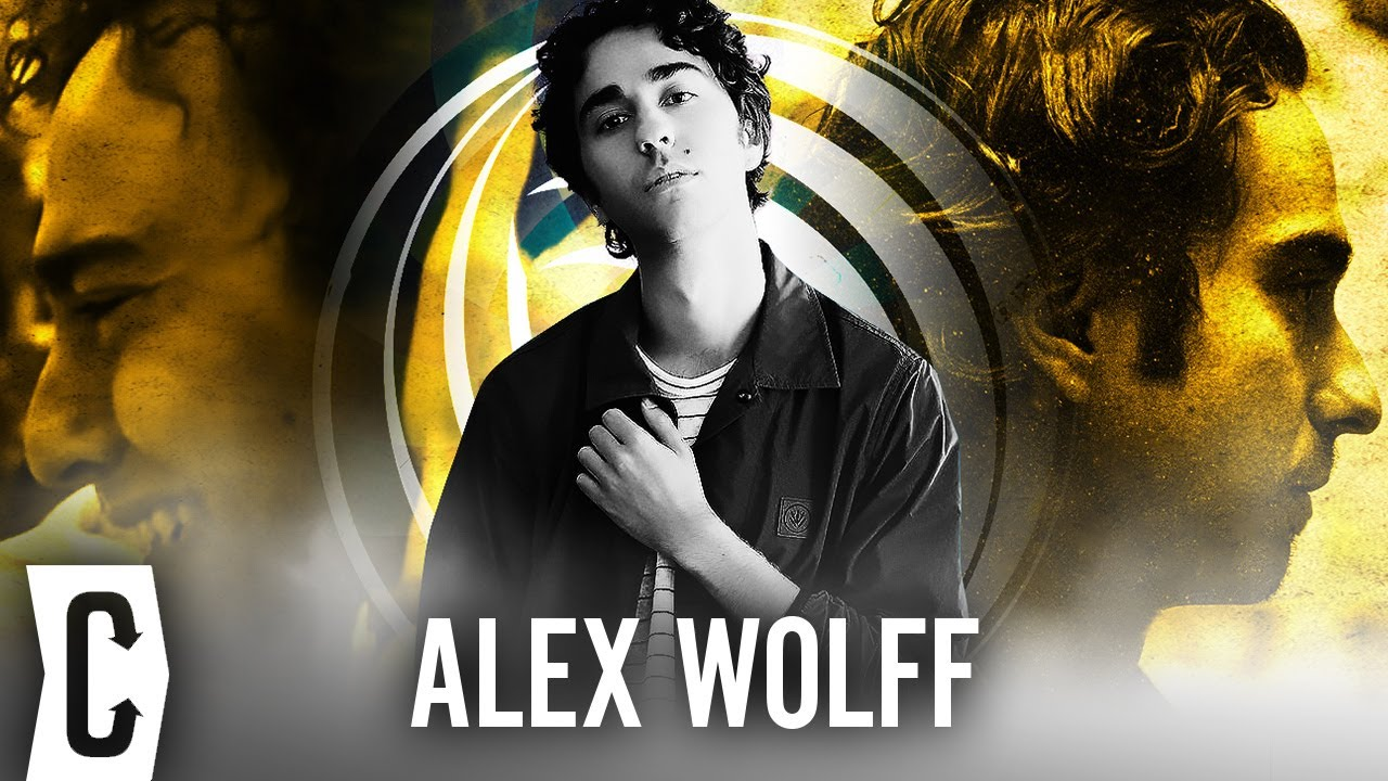 Alex Wolff on M. Night Shyamalan's Old and Why He Loves Nicolas Cage