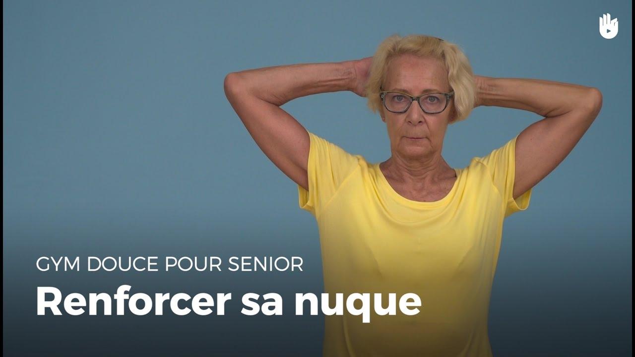 Muscler le cou femme