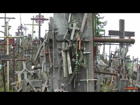 Hill of Crosses, Siauliai, Lithuania - Trip to Norwegian Fjords-part 5 -Travel, calatorii, worldwide