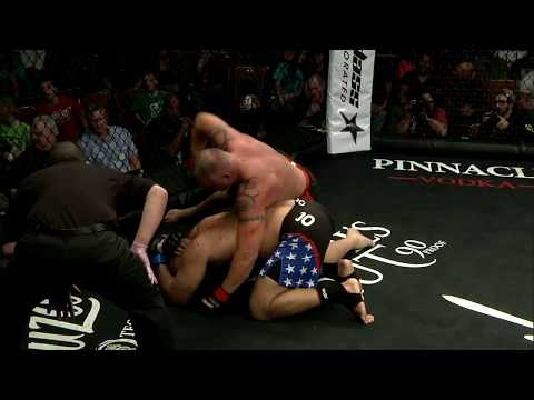 CES MMA XXVI: JOHN JOHNSTON vs KEITH BELL