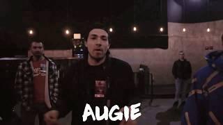 Augie Raps for Token! Between Somewhere Tour Santa Ana 2019