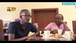 Up Close With Njugush and Wakavinye on Weekend With Betty PART 1