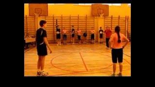 Волейбол 6 класс.