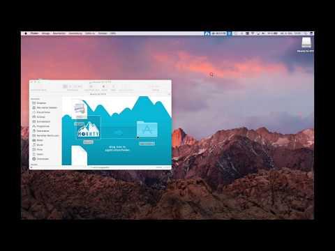 ☆ 2017 Easy and Free Enable NTFS,  Apple MacOS High Sierra 10.13 Berechtigungen 3g