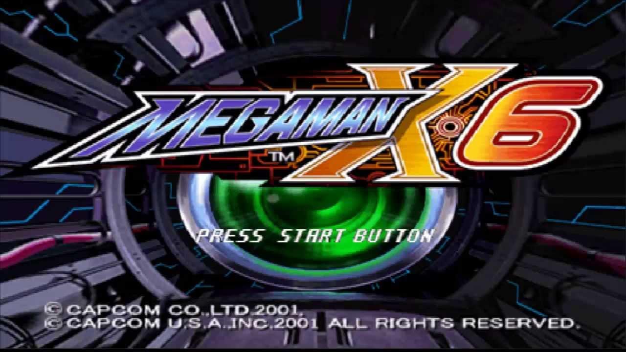 Megaman x6 pc port vel link download