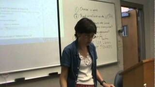 Candide Lecture (part 2) and annotated bibliography part 2/3