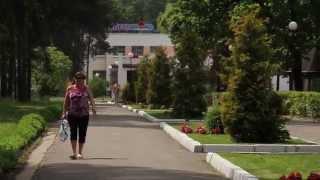 видео Санаторий «Алеся»