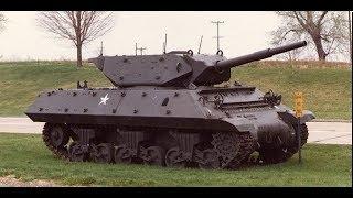 Roblox Studio: Tank M10 GMC