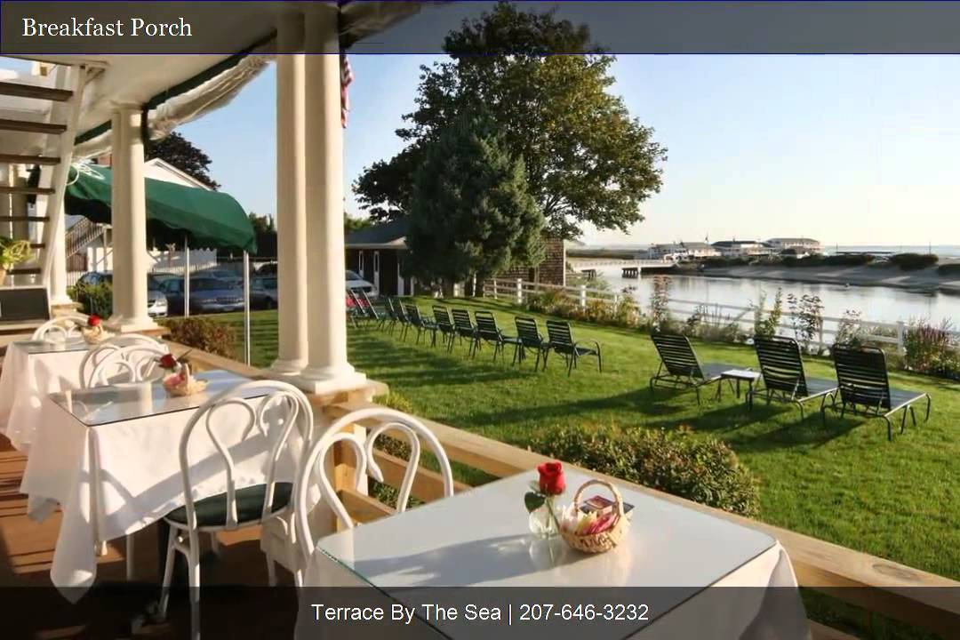 Terrace By The Sea An Ogunquit Maine Water Side Bed Breakfast Inn Motel