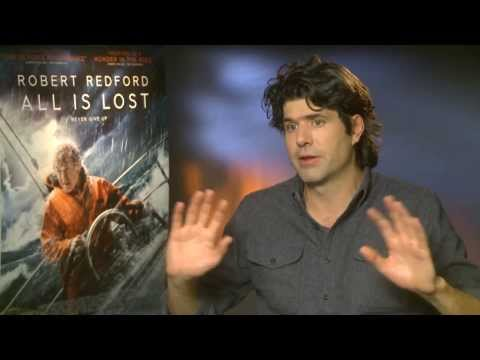 Writer  Director J.C. Chandor   All is Lost