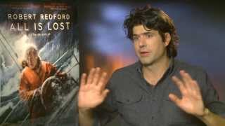 Writer / Director J.C. Chandor Interview - All Is Lost