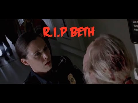 BETH DEATH SCENE- The Walking Dead Season 5 MID SEASON FINALE
