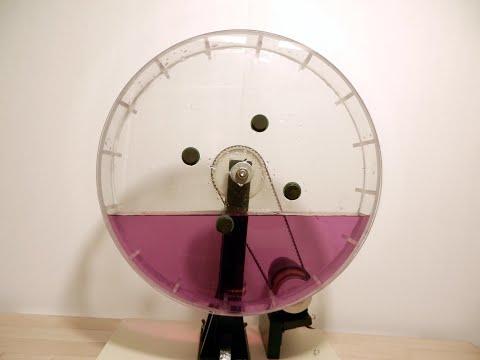 Levitation Experiment. 浮上実験