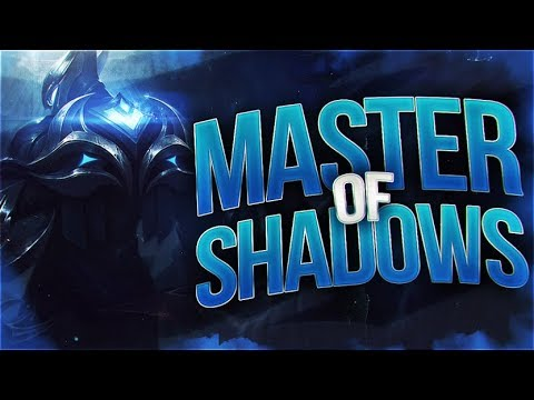 LL STYLISH | THE MASTER OF SHADOWS !