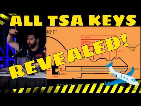 Key Escrow and the TSA Keys: Now I Have a Machinegun! Ho! Ho! Ho! - HOPE XI 2016