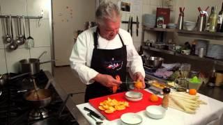 Kochschule: So kocht man gebratenen Spargel