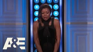 Taraji P. Henson Wins Best Actress in a Drama Series - 2015 Critics' Choice TV Awards | A&E