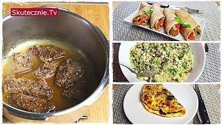 MealPrep | Duszona wołowina. Plus 3 szybkie dania z jej wykorzystaniem :: Skutecznie.Tv