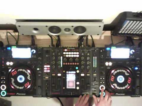 DJ Sounds Corsica mixed by DJ CΉЯIS-T part 7