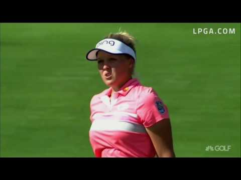 Brooke Henderson Final Round Highlights - 2017 KPMG Women's PGA Championship