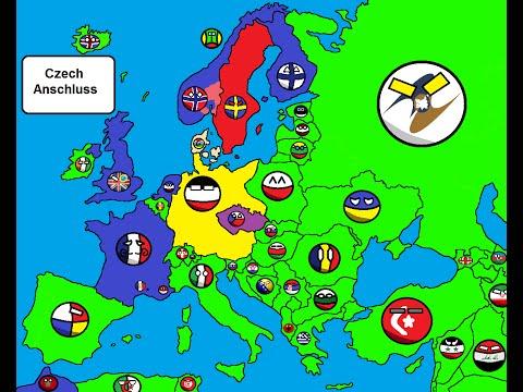 Europa in Countryballs (5): Nazism in Scandinavia