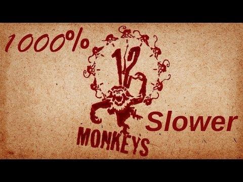12 Mkeys Theme 1000% Slower