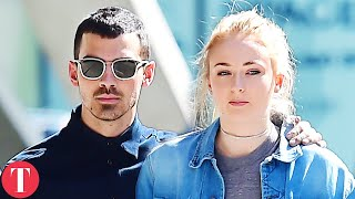 The Sad Truth About Sophie Turner And Joe Jonas Relationship
