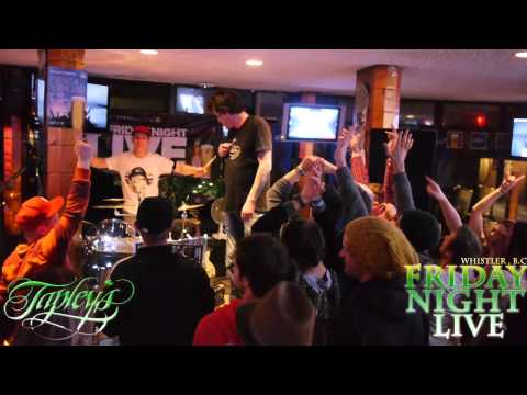 Live Music in Whistler, Red Chair - Whole Lotta Love ( Cover) Tapley's Pub, Whistler, B.C