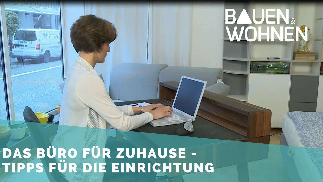 homeoffice arbeitsplatz zu hause richtig gestalten youtube. Black Bedroom Furniture Sets. Home Design Ideas