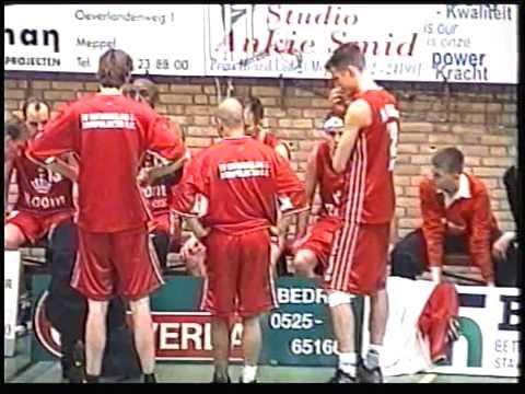 Red Giants vs. Hoofddorp (23 februari 2002)
