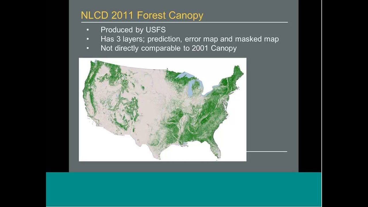 National Land Cover Database 2011 - Status and Plans