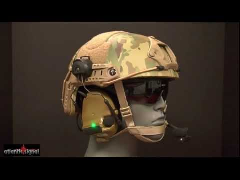 Peltor ACH ARC Headset for Ops Core Helmets with Rails