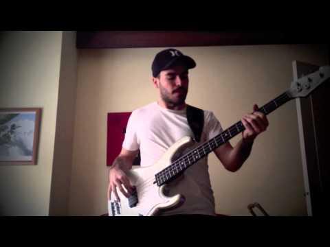 Jamiroquai - White Knuckle Ride [Bass Cover by Miki Santamaria]