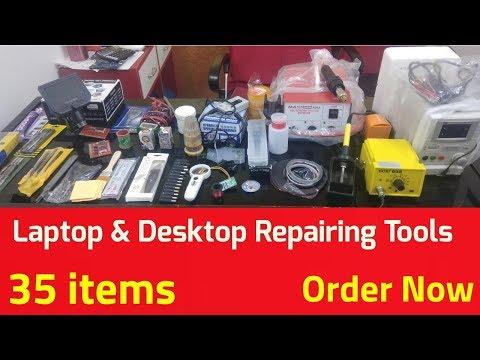Laptop & Desktop Repairing Tools