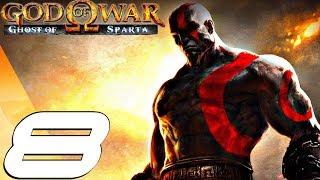 God of War Ghost of Sparta HD - Gameplay Walkthrough Part 8 - Atlantis & Lanaeus [1080p 60fps]