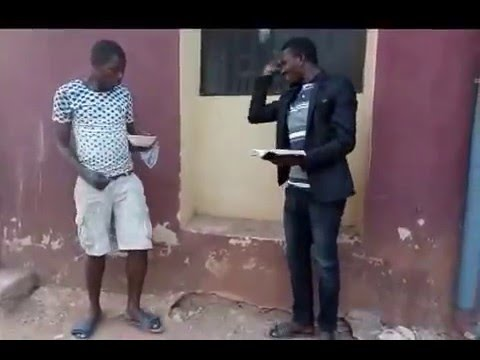 Video: Waploaded Comedy - Obus And Fasting