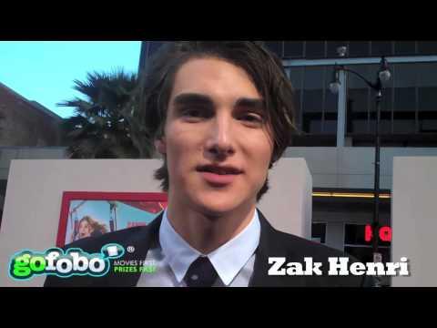 Blended Premiere  Zak Henri Jake