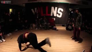 Mono, Kyo vs Pre Skool Funk / Prelims / Ill Villns 1st Anniver 2 on 2 / Allthatbreak.com